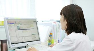 調剤業務・患者様宅訪問・報告書作成・施設への薬剤セット